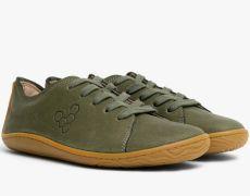 Barefoot Vivobarefoot ADDIS MENS BOTANICAL GREEN bosá
