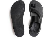Barefoot Vivobarefoot KURU II WOMENS BLACK bosá