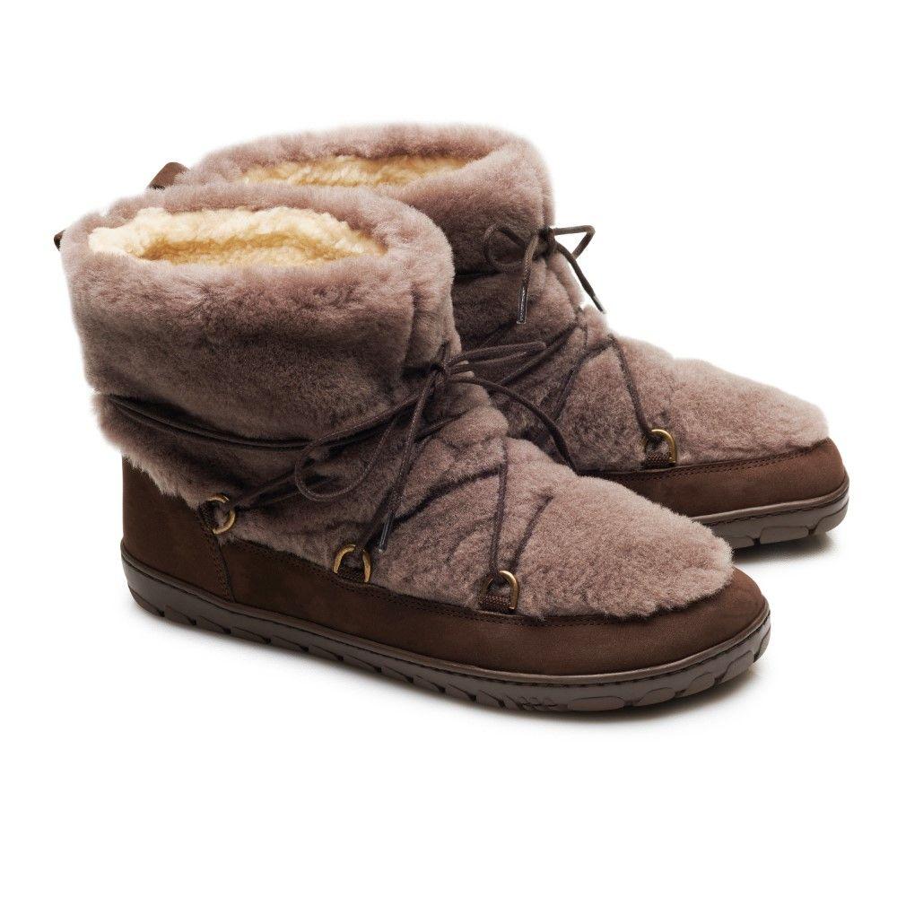 Barefoot Zimní polokozačky ZAQQ HYGGELIQ bosá