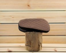 Barefoot Barefoot kožené Pegres BF32 - černá bosá