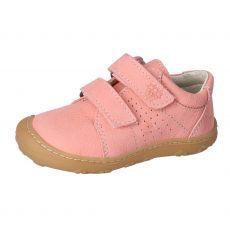Celoroční barefoot boty RICOSTA Tony strawberry 12229-333 | 21, 22, 23, 24, 26