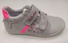 DDstep 063 celoroční boty - bílá