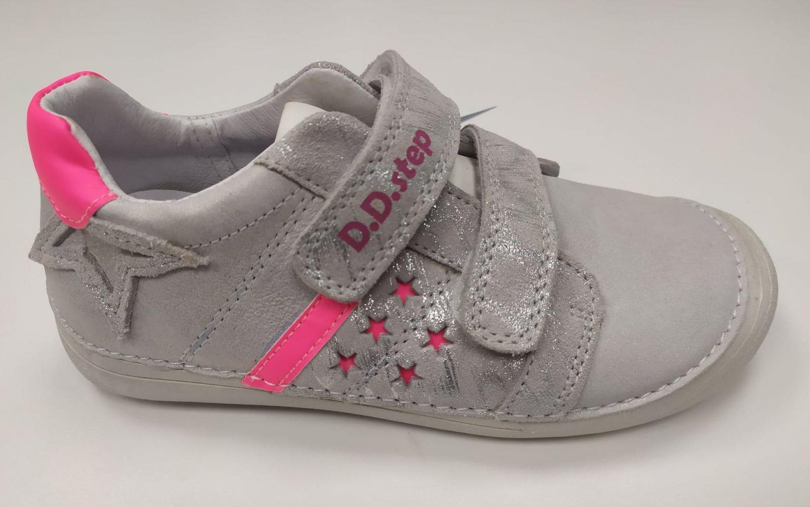 Barefoot DDstep 063 celoroční boty - bílá bosá