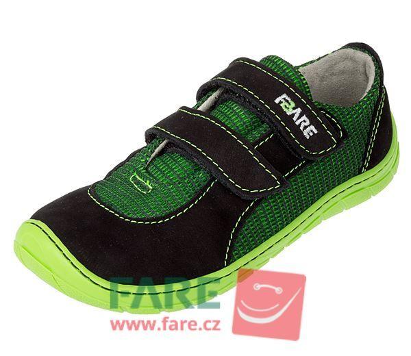 Barefoot FARE BARE DĚTSKÉ TENISKY B5416231 bosá