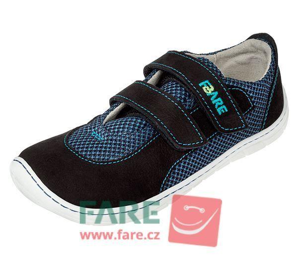 Barefoot FARE BARE DĚTSKÉ TENISKY B5515201 bosá