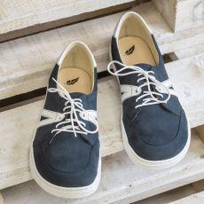 Barefoot Peerko 2.0 kožené boty - STREET Navy bosá