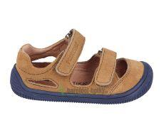 Protetika barefoot sandálky Berg beige