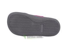 Barefoot Protetika barefoot sandálky Berg fuxia bosá