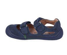 Barefoot Protetika barefoot sandálky Berg marine bosá