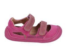 Protetika barefoot sandálky Berg pink