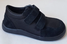 Baby Bare Shoes Febo Sneakers Black | 25