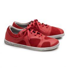 Barefoot boty ZAQQ QAANAAQ red