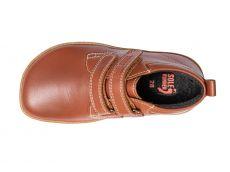 Barefoot Barefoot celoroční boty Sole runner Eris brown unisex bosá