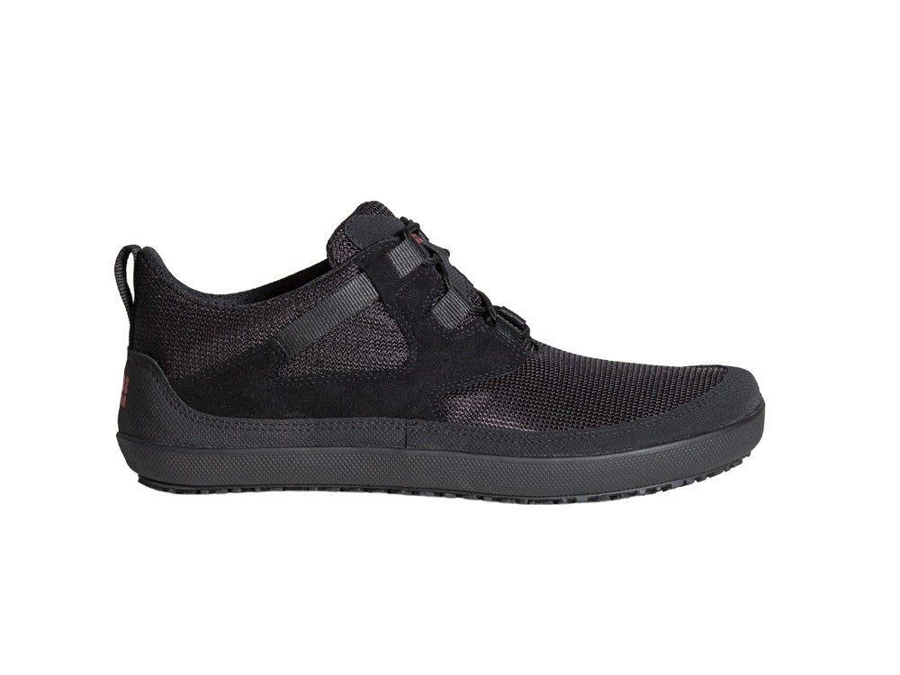 Barefoot Barefoot tenisky Sole runner Namaka 2 Black Unisex bosá