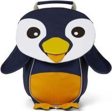 Batůžek pro nejmenší Affenzahn Penguin small dark