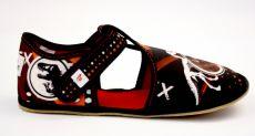 Ef barefoot papučky 385 T-REX - otevřené | 24, 25, 26, 27, 28