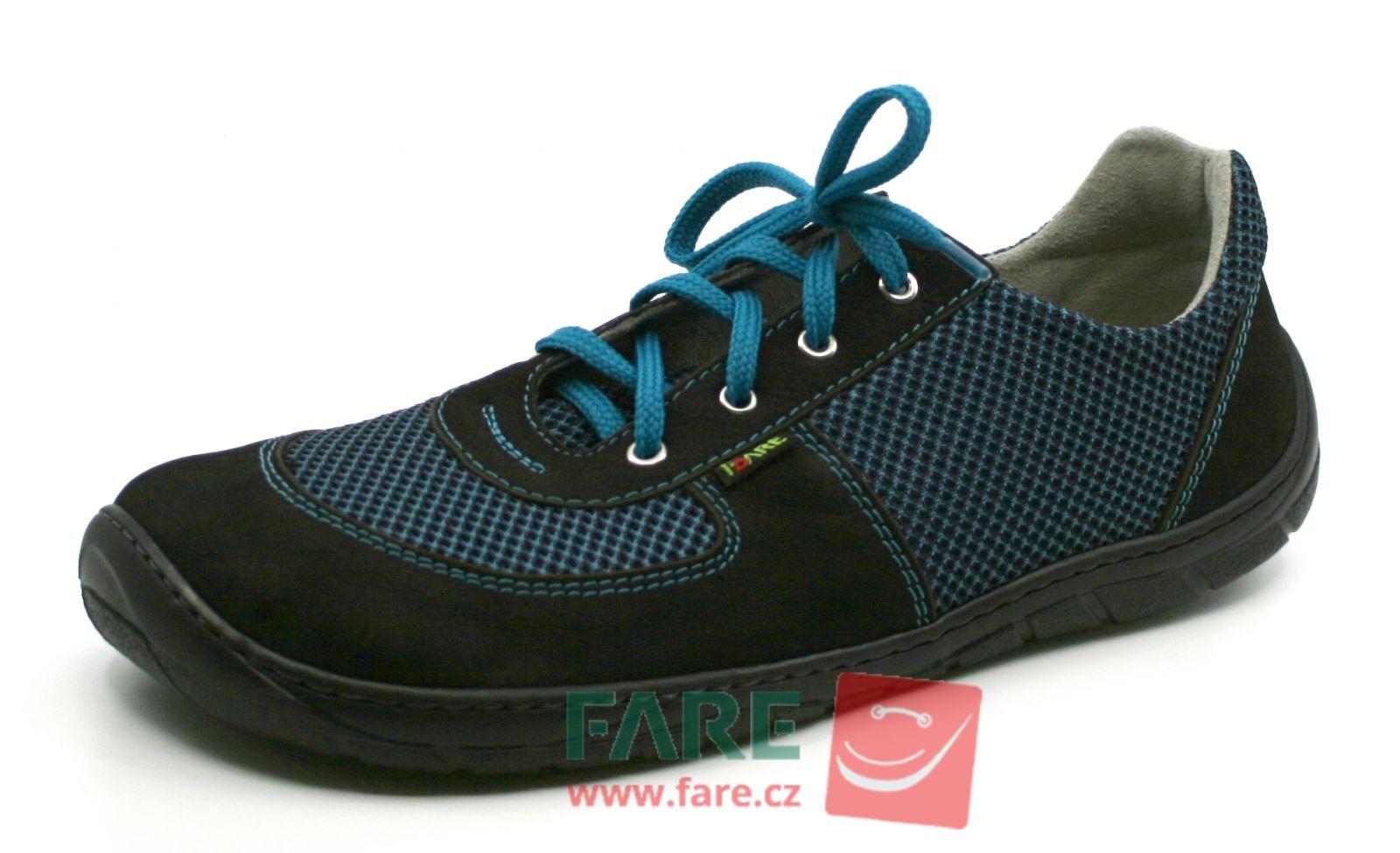 Barefoot FARE BARE UNISEX BAREFOOT TENISKY B5713202 bosá