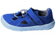 Jonap barefoot sandále B9MF modrá SLIM   25, 27, 28, 29, 30