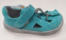 Jonap barefoot sandále B9S mint   29