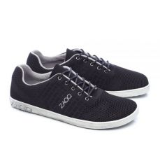 Barefoot boty ZAQQ CROQET Black