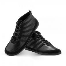 Barefoot boty ZAQQ SPARQ Mid Black