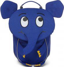 Batůžek pro nejmenší Affenzahn Elephant small - blue