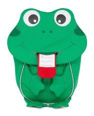 Batůžek pro nejmenší Affenzahn Finn Frog small green