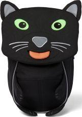 Batůžek pro nejmenší Affenzahn Panther small - black