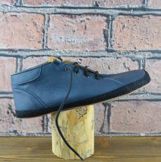 Celoroční boty - Bosé Pegresky pro dospělé - modrá s černým okopem | 37, 39