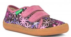 Froddo barefoot tenisky flowers | 24, 28, 36, 39