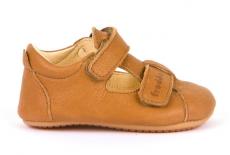 Froddo prewalkers sandálky cognac - suché zipy | 21