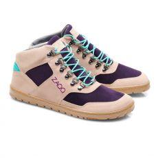 Kotníkové boty ZAQQ HIQE Mid Turquoise Waterproof