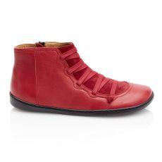 Kožené boty ZAQQ QUECHEE Velvet