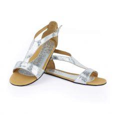 Sandálky ZAQQ CLIQ Silver | 40