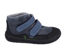 Jonap barefoot boty BELLA M modrá SLIM | 23, 30