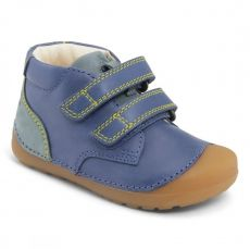 Barefoot boty Bundgaard Petit Velcro Sport Tru Blue WS | 21, 22