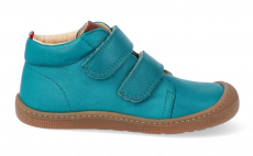 Barefoot celoroční boty KOEL4kids - DON turquoise   21, 22, 23, 24, 25, 26, 29, 30