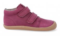 Barefoot zateplené boty KOEL4kids - BOB bordo   21, 22, 23, 24, 25, 26, 27, 28