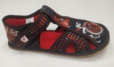 Ef barefoot papučky 386 T-REX - otevřené | 25