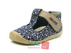 FARE BARE dětské sandály 5062203A | 20, 21