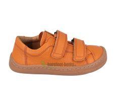 Froddo barefoot celoroční boty orange - 2 suché zipy