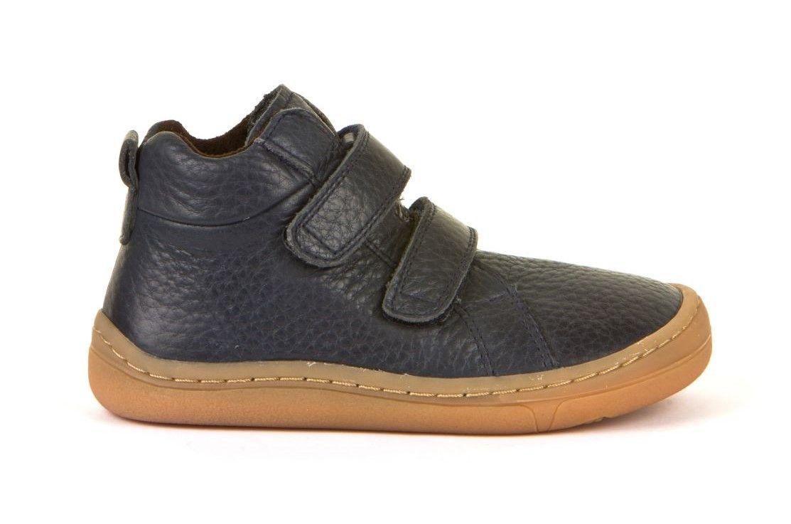 Barefoot Froddo barefoot kotníkové boty blue bosá