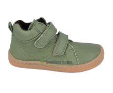 Froddo barefoot kotníkové boty olive