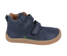 Froddo barefoot kotníkové celoroční boty blue