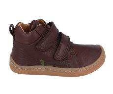 Froddo barefoot kotníkové celoroční boty brown | 21, 22, 23, 25, 30, 37, 38, 40