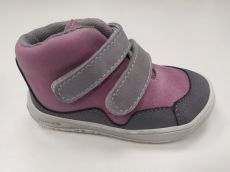 Jonap barefoot boty BELLA M růžová SLIM | 23, 28, 29