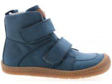 Barefoot zimní boty KOEL4kids - Bernardinho - turquoise   22, 24, 25, 26, 28, 29