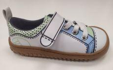 Celoroční boty zapato FEROZ Paterna rocker Print azul verde | 25, 27, 28, 29, 31