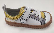 Celoroční boty zapato FEROZ Paterna rocker Print gris amarillo | 24, 25, 26, 28, 29, 30, 31