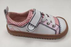 Celoroční boty zapato FEROZ Paterna rocker Print rose | 24, 25, 27, 29, 30, 31